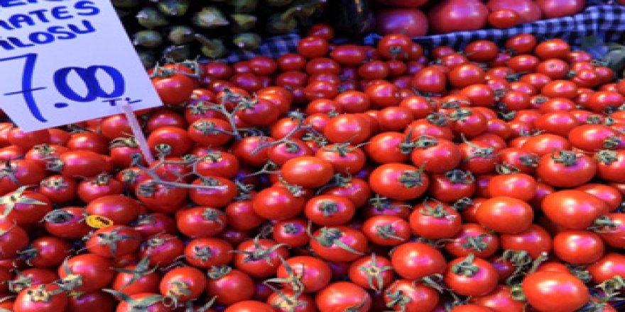 İhracat domatesin ateşini yükseltti