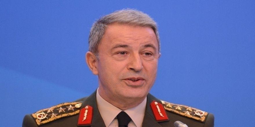Org. Akar'dan Cumhuriyet Bayramı Mesajı