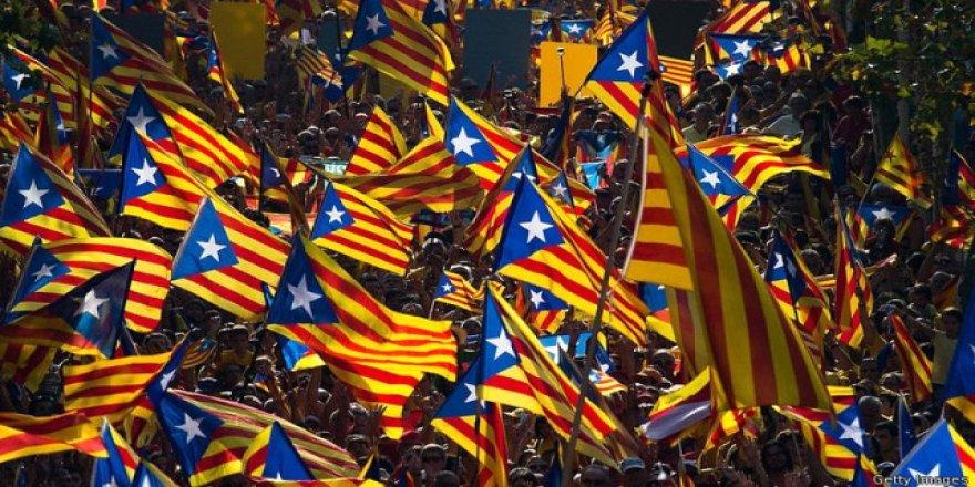 Katalonya'da Real Madrid gerginliği