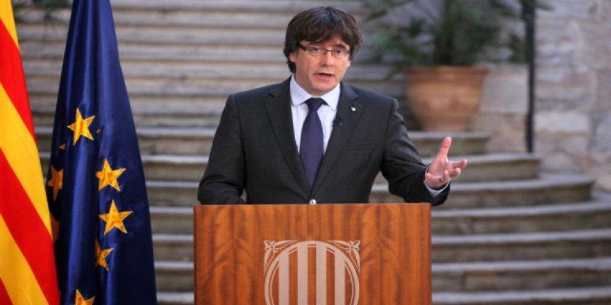 İspanya'nın görevden aldığı Başkan, meydan okudu