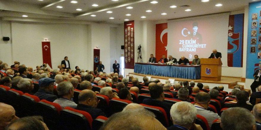 Trabzonspor 40. Olağan Divan Genel Kurulu Yapıldı