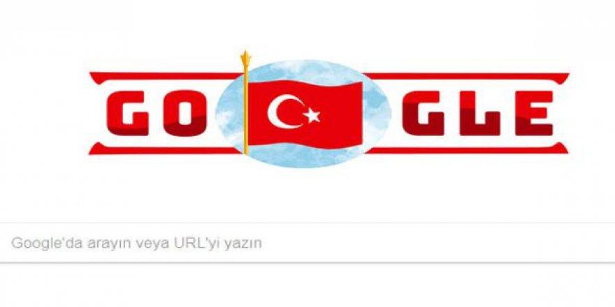Google, 29 Ekim Cumhuriyet Bayramı'nı kutladı
