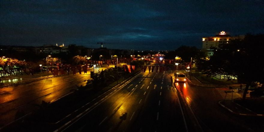 29 Ekim Dolayısıyla Bazı Caddeler Trafiğe Kapatıldı