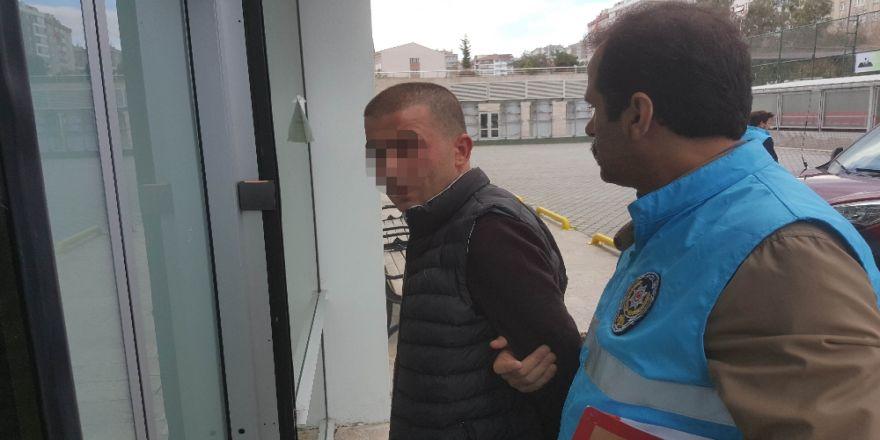 Bıçakla Dehşet Saçan Eski Koca Tutuklandı