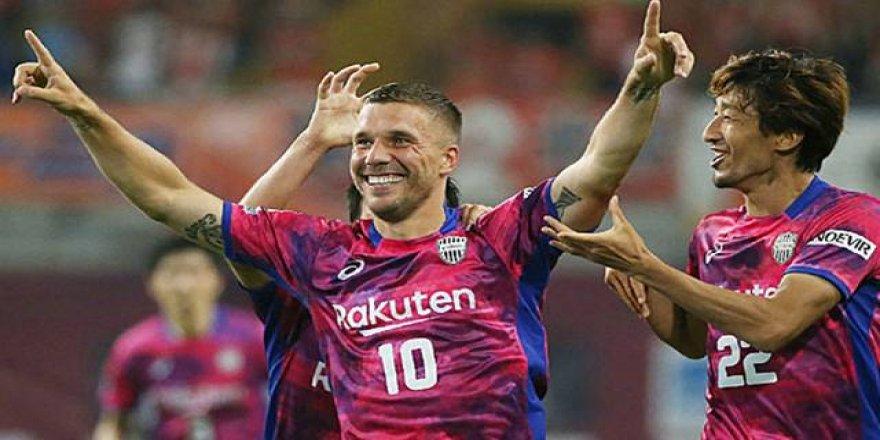 Podolski: Köln'e dönmek isterim