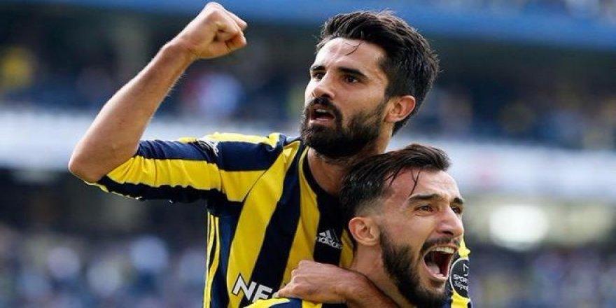 Fenerbahçe'de 2 futbolcuda risk