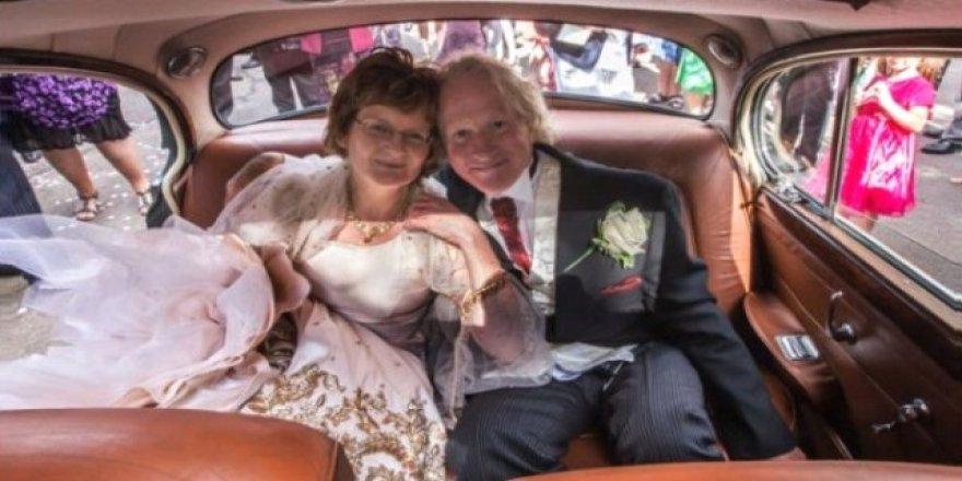 Evlenebilmek için 40 yıl beklediler