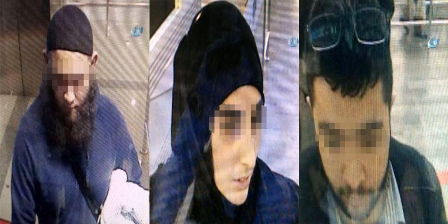 İşte Bayrampaşa'da Yakalanan Deaş'li Teröristler