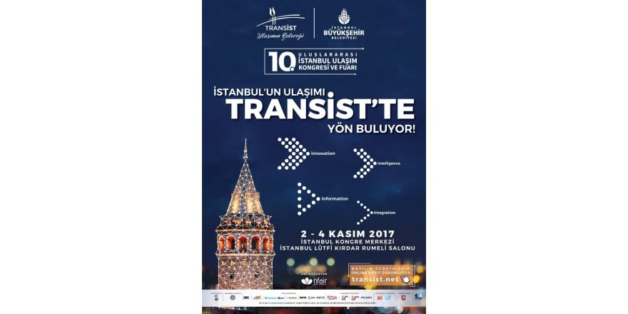 Transist 2017 2 Kasımda Başlıyor