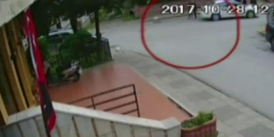 Kadıköy'deki Korkunç Cinayet Kamerada