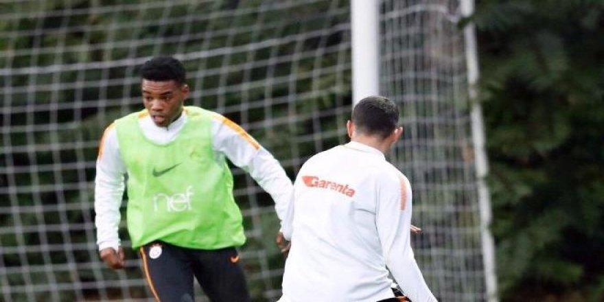 Galatasaray, Gençlerbirliği'ne hazırlanıyor