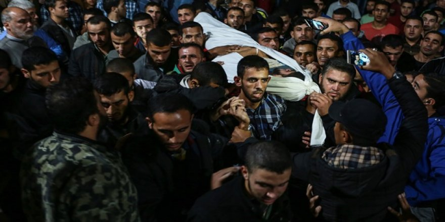 Filistinli gruplardan İsrail'e tepki