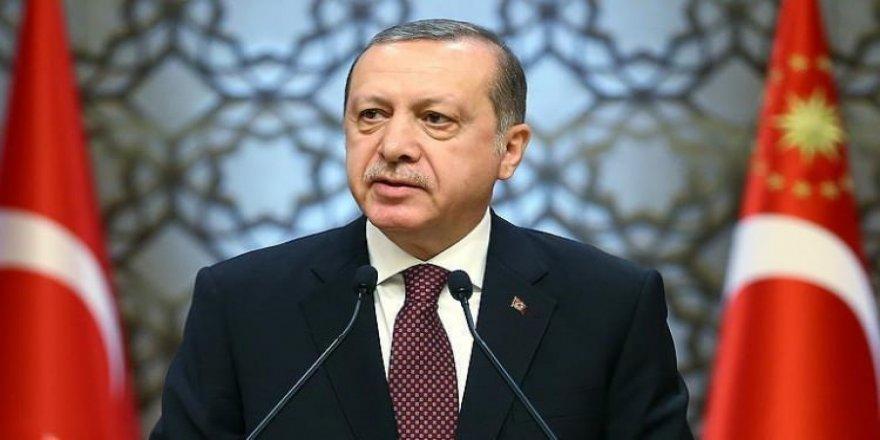 Cumhurbaşkanı Erdoğan, harekete geçti