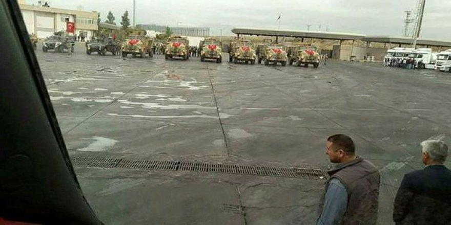 Türk askeri sınırda!