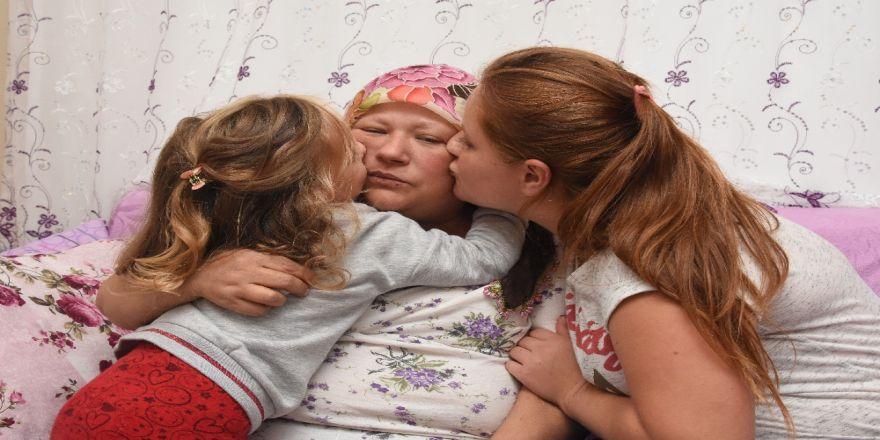 Kansere Yakalanan Annenin Feryadı: Yaşamak İstiyorum