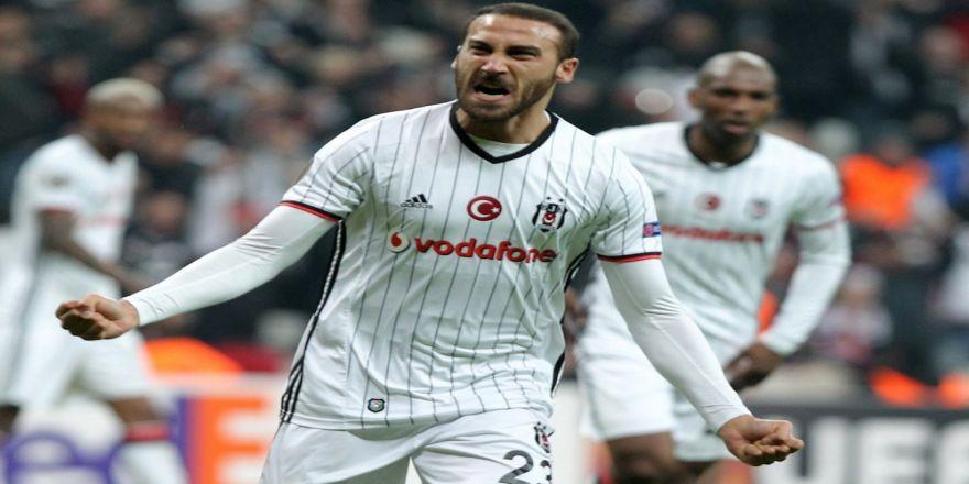 Beşiktaş'ın Gol Silahı 'Cenk Tosun'