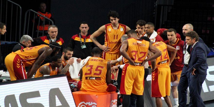 Galatasaray Odebank İlk Galibiyetini Arıyor