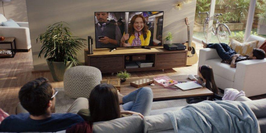 Televizyon ekranı tahtını kaptırmadı!