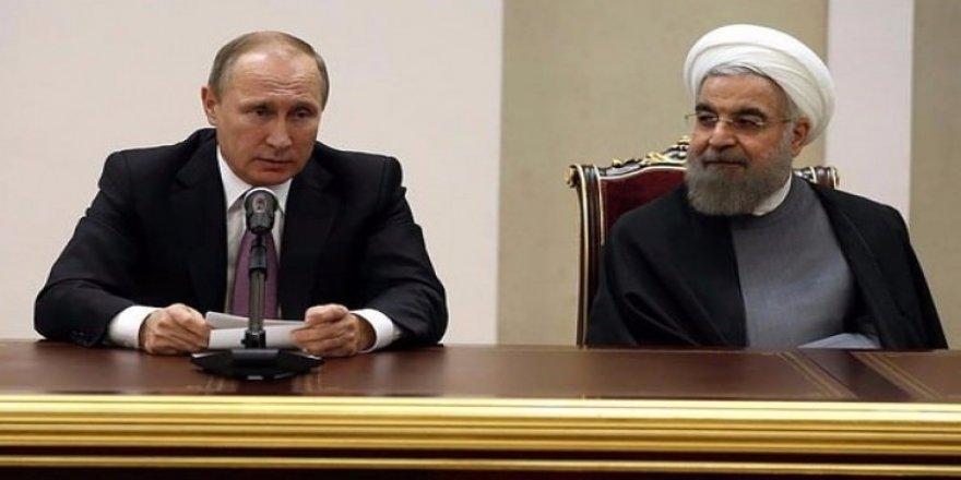 Putin'den kritik İran kararı!