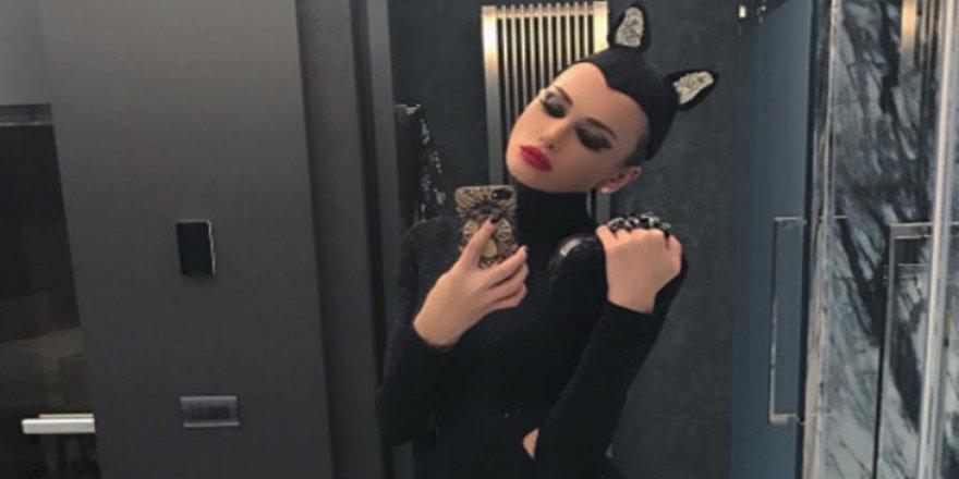 Kedi kız Emina!