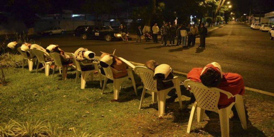 Çeteler arası çatışmada 12 kişi öldü
