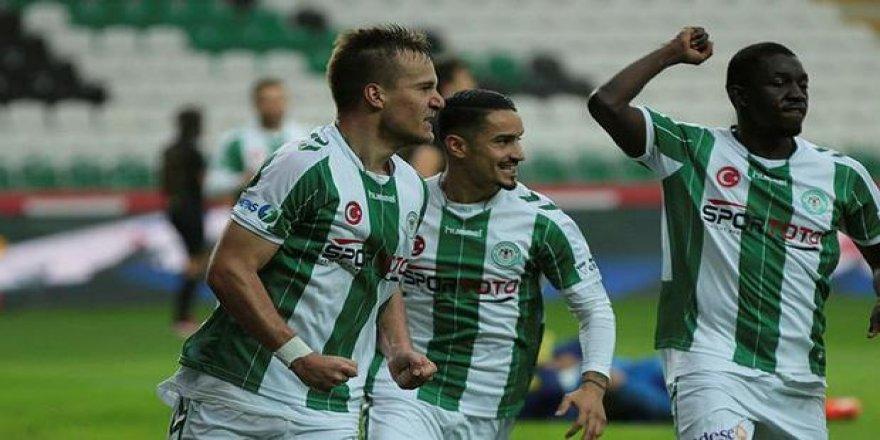 Konyaspor, Salzburg deplasmanında!