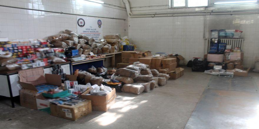 Polisten 'Sarma' Operasyonu: 20 Gözaltı