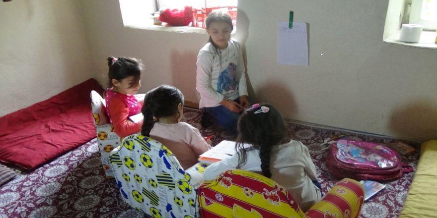Tek İstekleri Engelli Çocuklarının Eğitim Görmesi