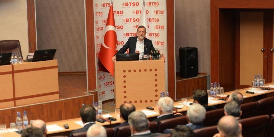 """Burkay: """"Payitaht Çarşı Alışveriş Günleri İle 30 Milyon Lira Ciro Oluşturduk"""""""