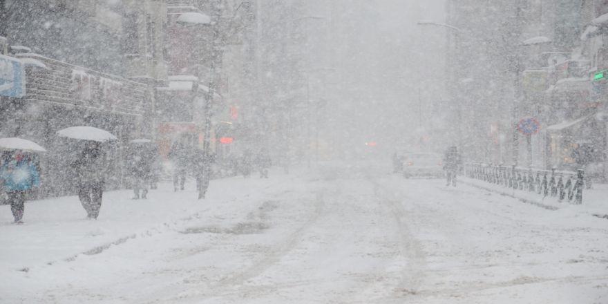 İşte Türkiye'nin en soğuk illeri
