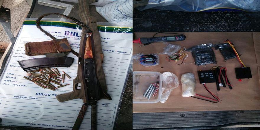 Saldırı hazırlığındaki 5 kişi yakalandı