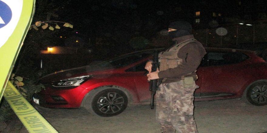 Soygunu Engelleyen Polis Vuruldu