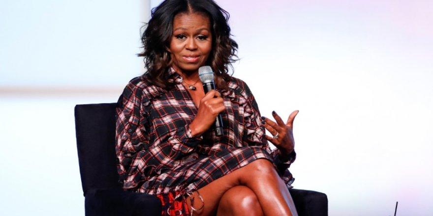 Michelle Obama'dan tweet eleştirisi