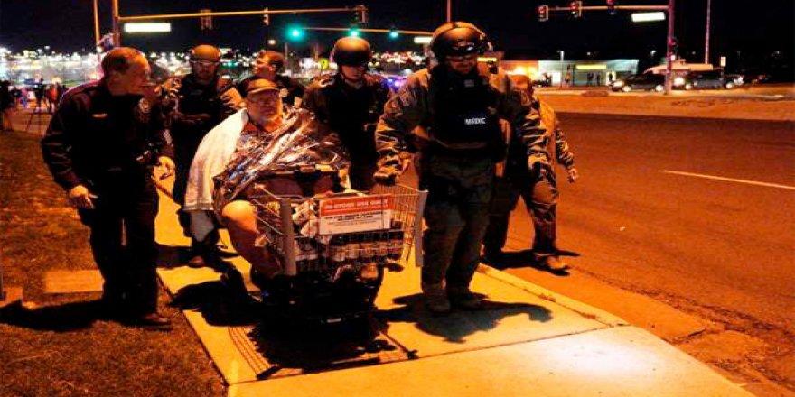 ABD'de silahlı eylem:Ölü ve yaralılar var