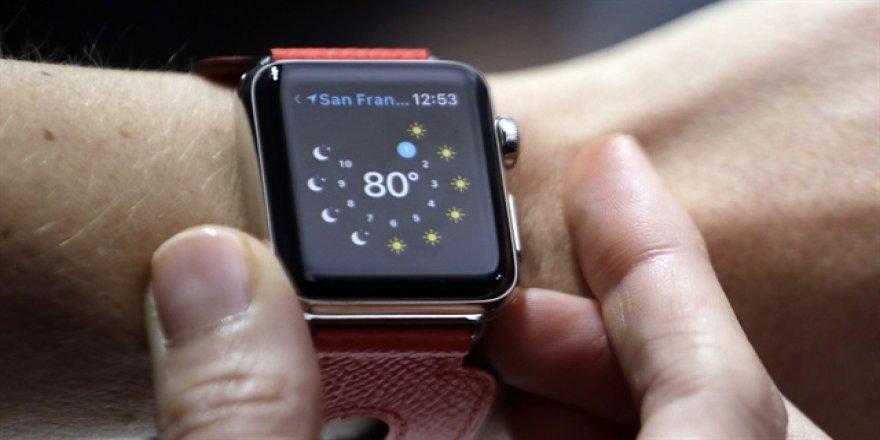 watchOS 4.1 yayında