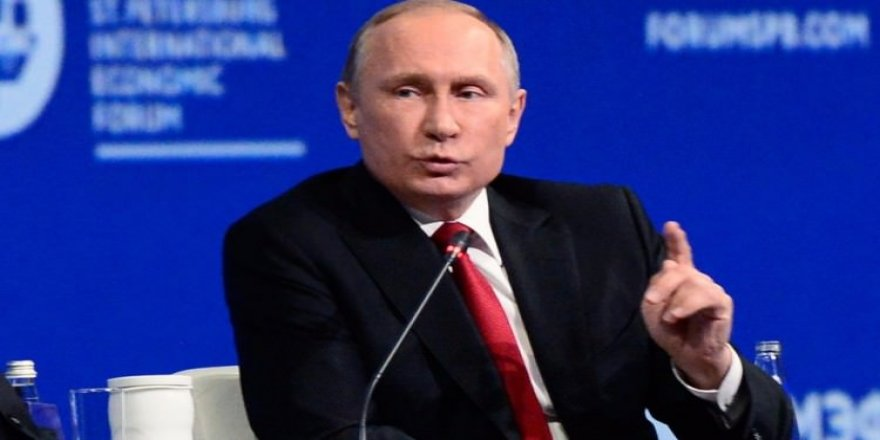 Putin: Bu şekilde çözülemez!