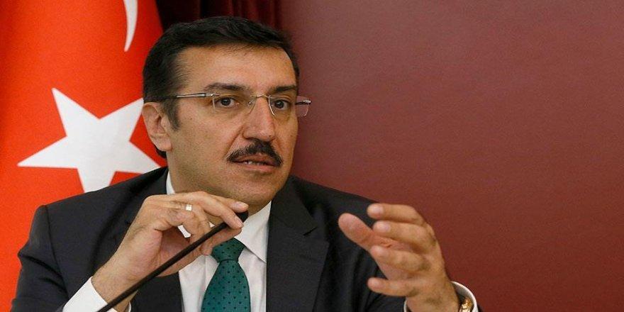 Bakan Tüfenkci Ekim Ayı Dış Ticaret Rakamlarını Açıkladı