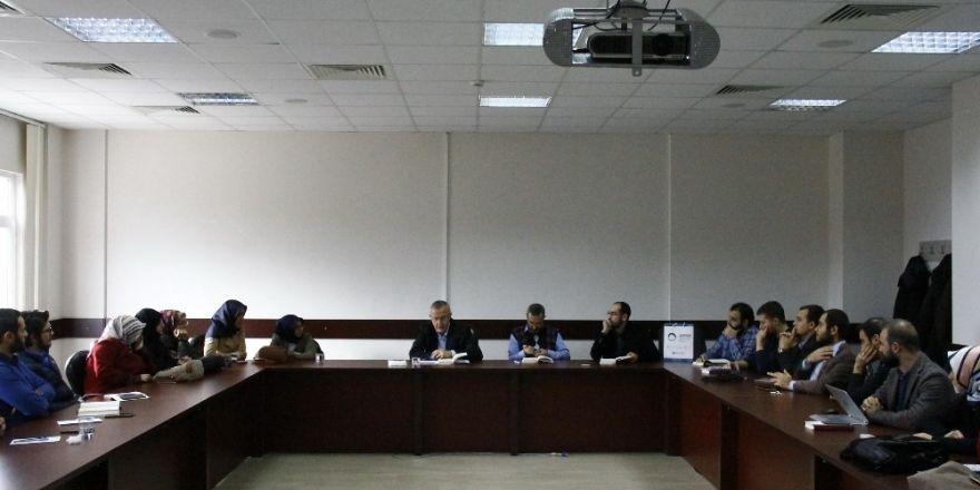 """""""Katılım Ekonomisi"""" Semineri Saü'de Düzenlendi"""