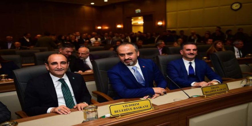 Bursa Belediye Başkanı belli oldu