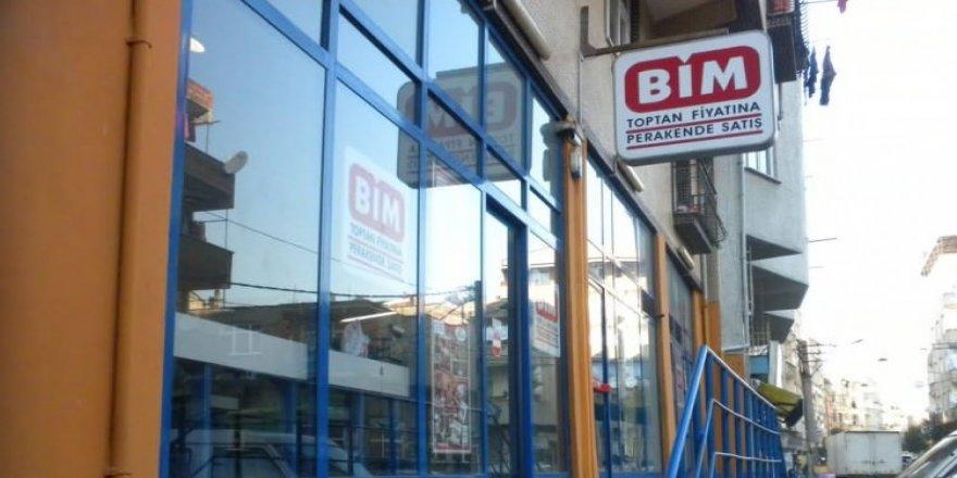BİM'de hisse satışı