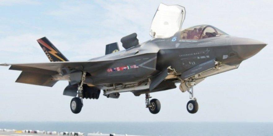 Pentagon F-35 programını dondurdu