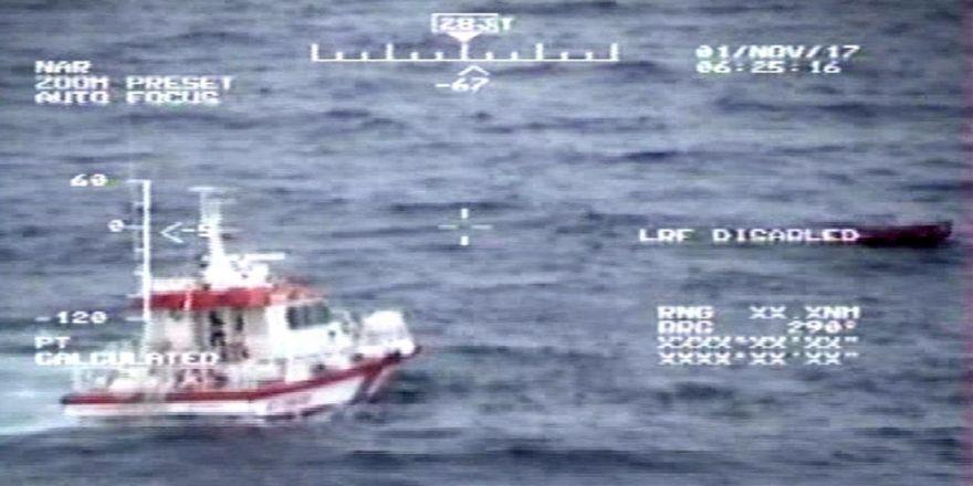 Kaptanın Ara Limanda Gemiden Ayrıldığı İddia Edildi
