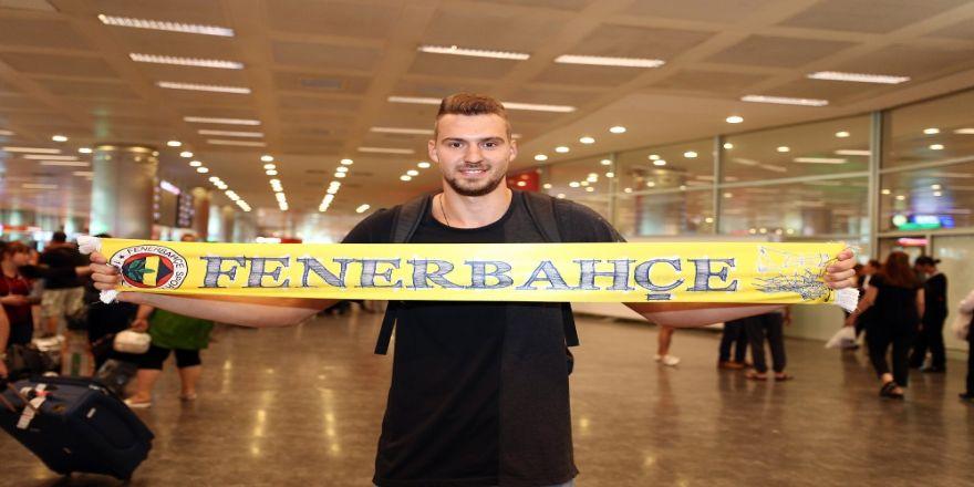 """""""Fenerbahçe'de Oynamak Benim İçin Bir Onur"""""""