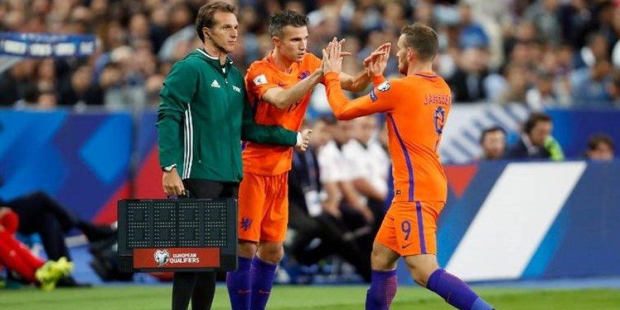 Hollanda'nın aday kadrosu belli oldu!