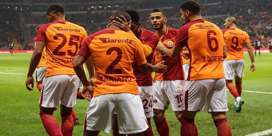 Galatasaray'da bu sene bir ilk