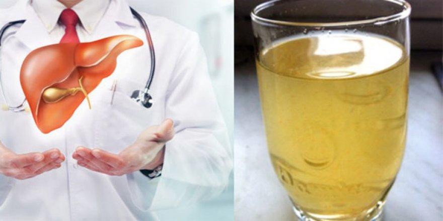 Karaciğeri gençleştiren mucizevi limonata!