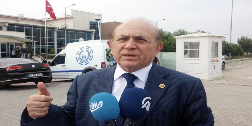 Burhan Kuzu, Meclis Başkanlığı Adaylığında Kararlı