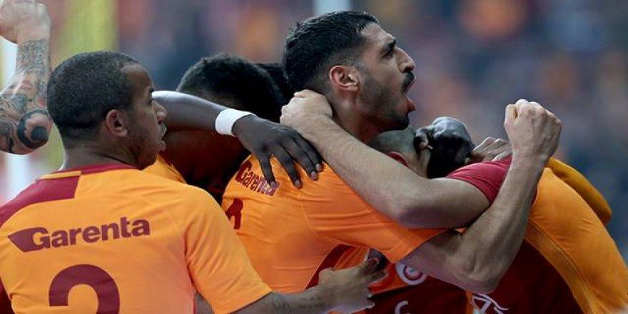 Tudor, Galatasaray tarihine geçti!