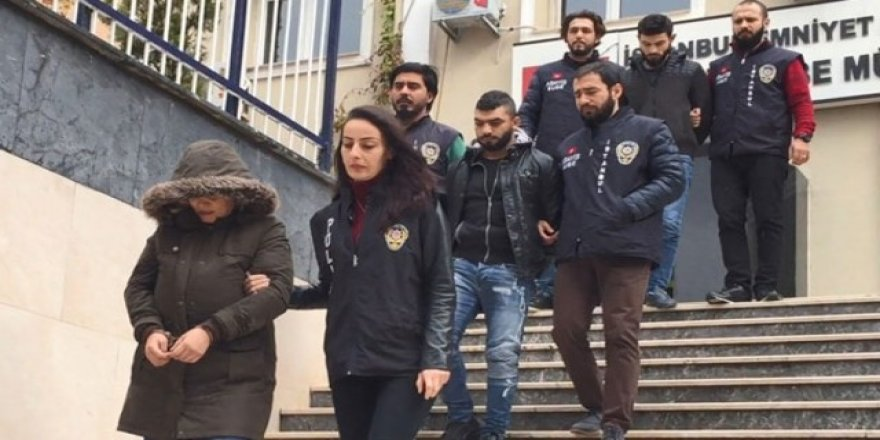 Kesik baş cinayetinin ardından yasak aşk çıktı
