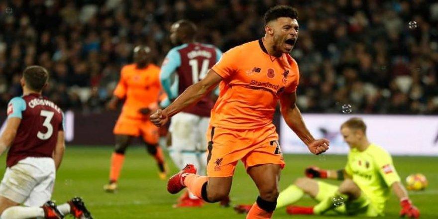 Liverpool farklı kazandı